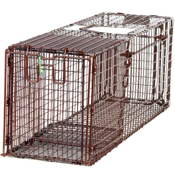 Tru-Catch Traps - 30D Wildcat Deluxe-Cat Trap - 1/4