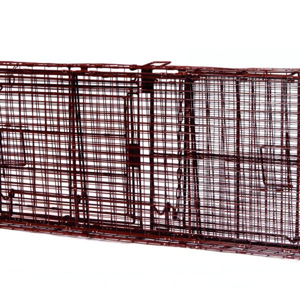 Tru-Catch Traps - 48F-Large Folding Dog Trap - 1/4